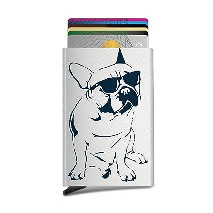 French Bulldog Yoga French Bulldog Art - Tarjetero ...
