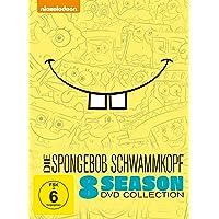 SpongeBob Schwammkopf - Die SpongeBob Schwammkopf 8 Season DVD Collection