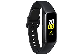 Samsung Galaxy Fit - Smartwatch, color Negro/Plata: Amazon.es ...