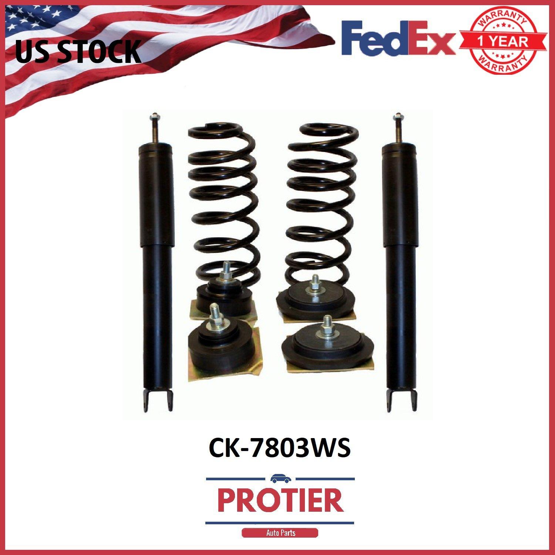 Westar CK-7803WS AIR Coil Spring Conversion KIT