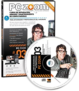 PC Zoom 3, Curso de Reparacion Armado y Mantenimiento de Computadoras, 2013 (Spanish