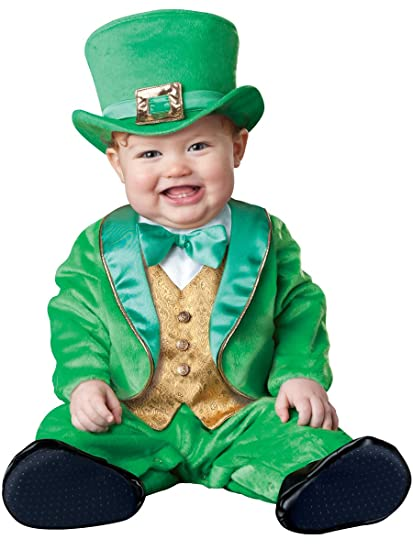 Amazon.com  InCharacter Costumes Baby s Lil  Leprechaun Costume ... 5ccc9f5ecebb