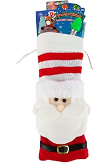 mardel pre filled christmas holiday stocking for kids 11 piece set toys - Pre Filled Christmas Stockings