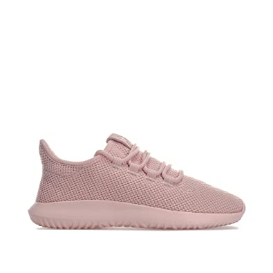 adidas Girls Originals Junior Girls Tubular Shadow Knit Trainers in Pink -  UK 5.5 5ff720460