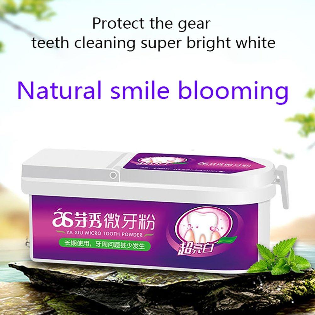 Polvere Di Dentifricio Naturale e Integratore Alimentare Per brosser I Denti Polvere a denti di polvere di Toilette naturale migliore polvere a denti dentali naturali yiitay