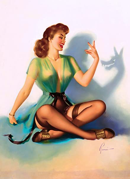 You were Vintage pin up girl pictures opinion, you
