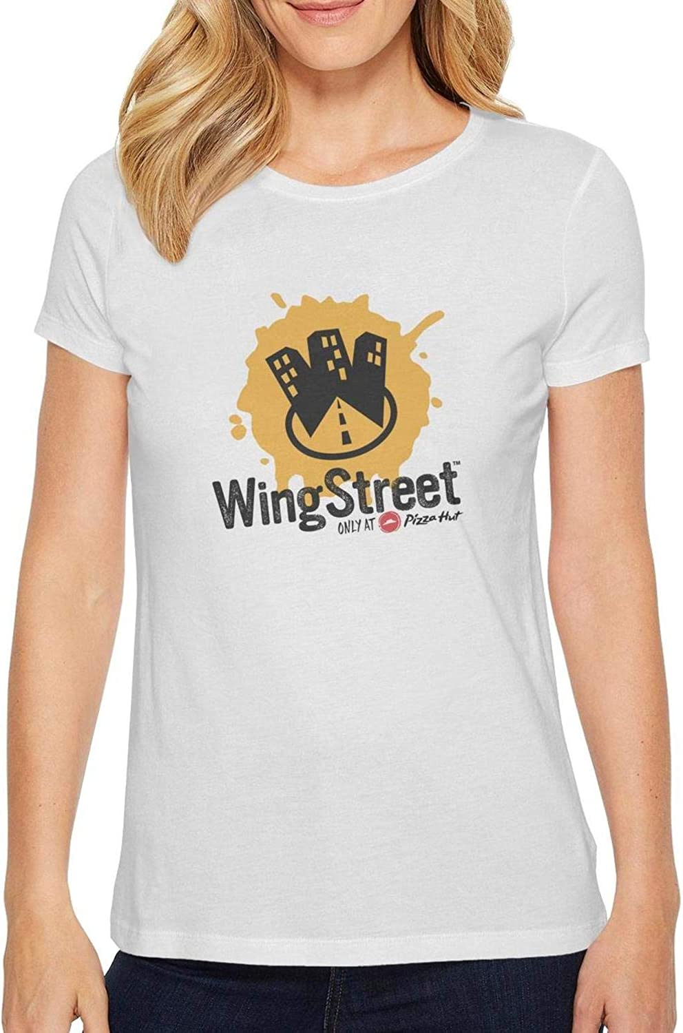 COOL BEARD Ladies Style T Shirts Slim-Fit Breathable Linen