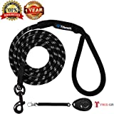Dog Leashes for Medium and Large Dogs Mountain Climbing Rope Dog Leash 6 ft Long Supports The Strongest Pulling Large and Med