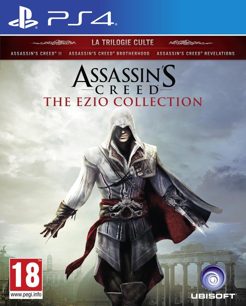 Assassins Creed: Ezio Collection [Importación Francesa ...