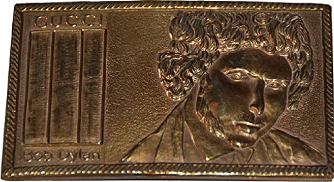 Image Unavailable. Image not available for. Color  Bob Dylan Gucci Belt  Buckle 938f51e26c2