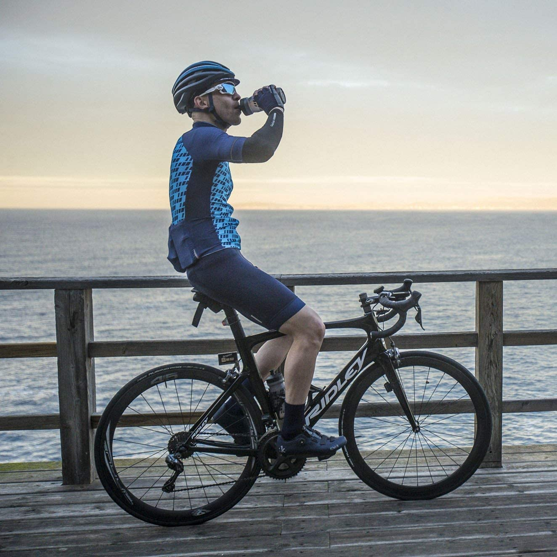 GripGrab Radsport 2018 Gourde Multicolore Taille Unique Noir
