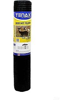 4 x 165 Black Tenax 2A120051 Economy Deer Control Fence