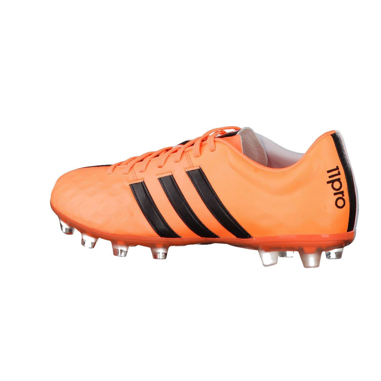 low priced 8fa29 19f67 adidas Bota adipure 11Pro TRX FG White-Flash orange Talla 11 UK Amazon.es  Zapatos y complementos