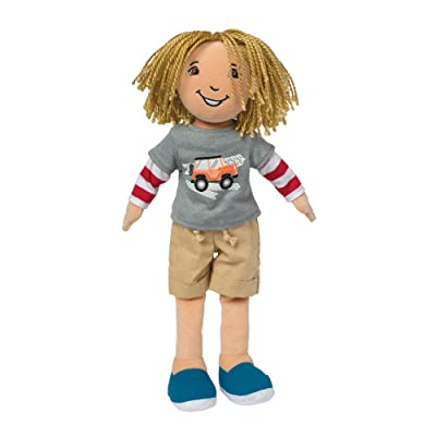 Manhattan Toy Groovy Boys Justin Fashion Doll: Toys & Games