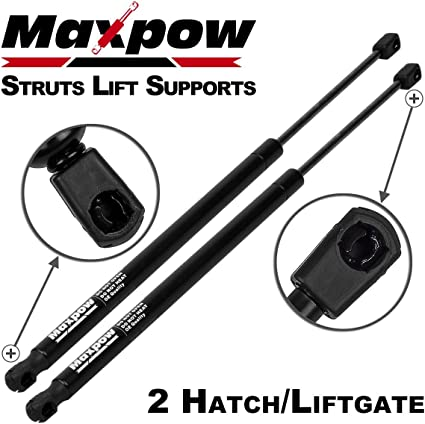 4573 Liftgate Hatch Tailgate Lift Supports Struts Shocks for Chevrolet Qty 2