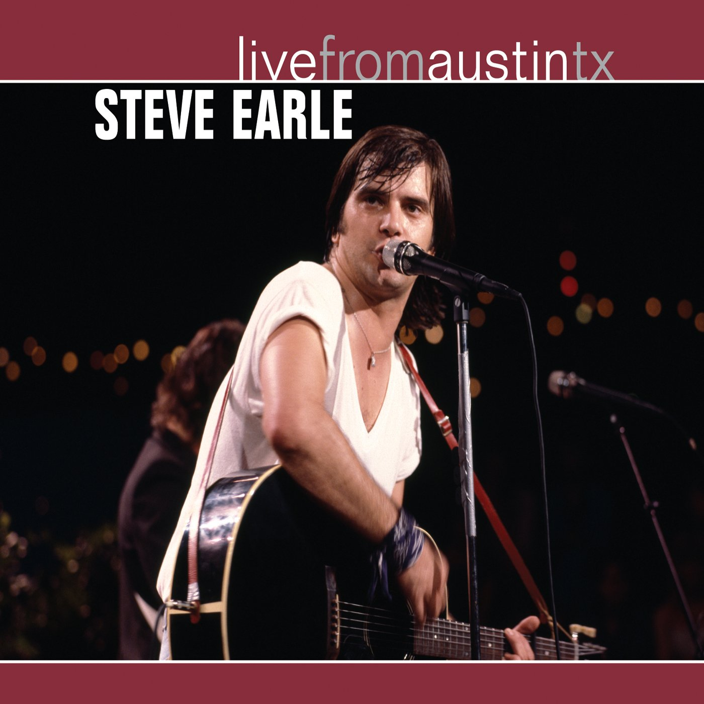 Live from Austin Texas by Earle, Steve