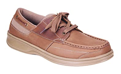 Diabetic and Orthopedic Shoes- Boat - DIACOMFORT