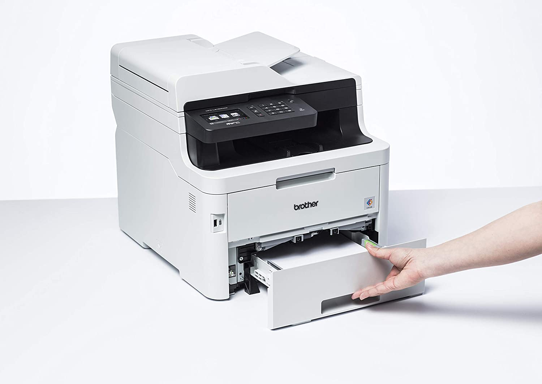 Brother MFC-L3750CDW - Impresora multifunción (Wifi, USB 2.0, 512 ...