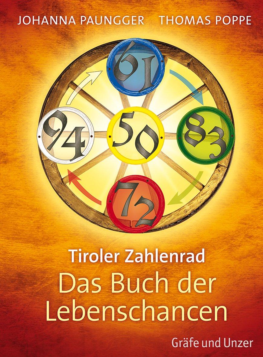 Tiroler Zahlenrad - Das Buch der Lebenschancen