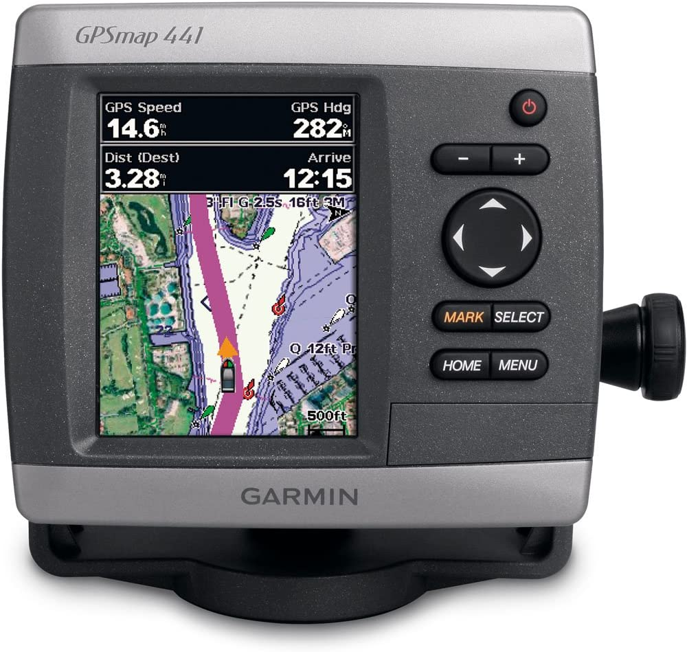 GARMIN GPSMAP 441 GPS CHART PLOTTER: Amazon.es: Electrónica