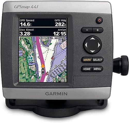 Garmin GPSMAP 441 GPS Chartplotter