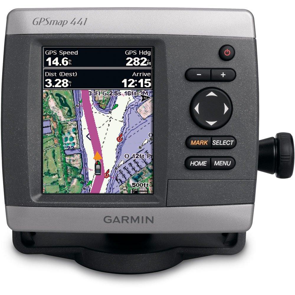 Amazon com garmin gpsmap 421 4 inch waterproof marine gps and chartplotter gps navigation