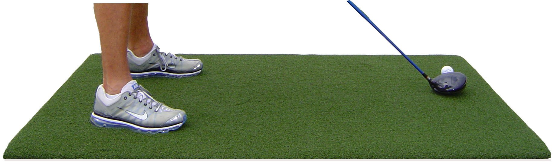 PGM4860 4' x 5' Emerald Par Golf Mat by All Turf Mats (Image #1)