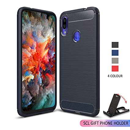 Amazon.com: SCL Funda para Xiaomi Redmi Note 7 Case/Redmi ...
