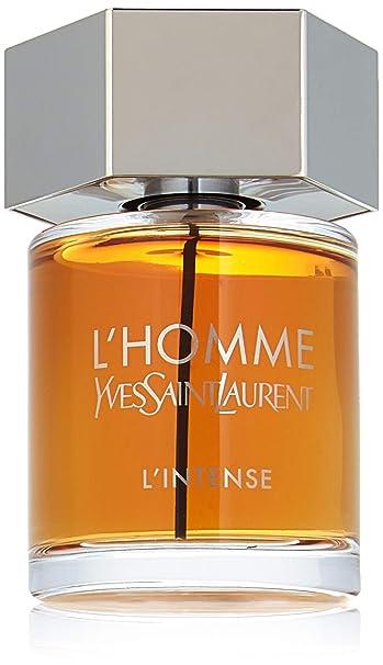 Amazoncom Yves Saint Laurent Lhomme Intense For Men Eau De