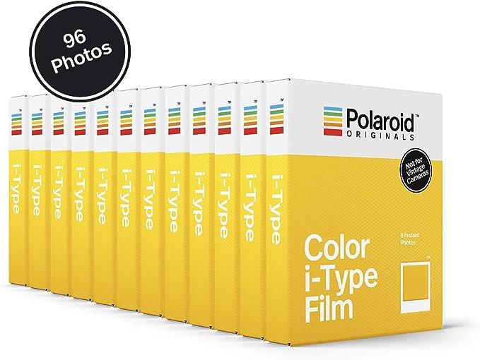 Polaroid Originals - 4965 - Color Film for i-Type: Amazon.es ...