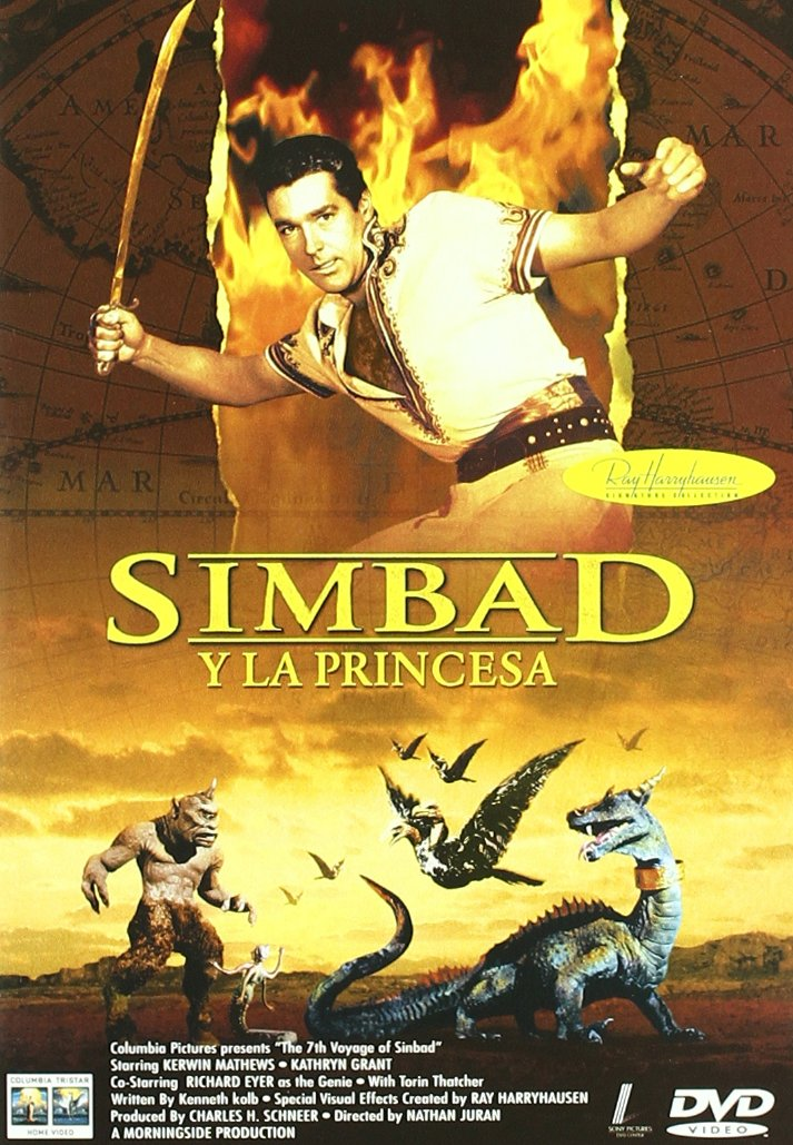 Amazon.com: Simbad Y La Princesa [Import espagnol]: Movies & TV