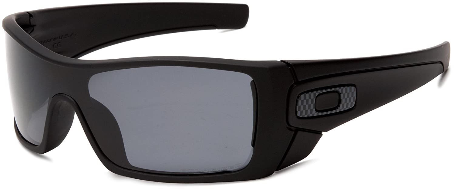 4fe4711cfb Amazon.com  Oakley Men s Batwolf Sunglasses