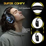 Stereo Gaming Headset, DIOWING,【Upgraded 7.1 Bass