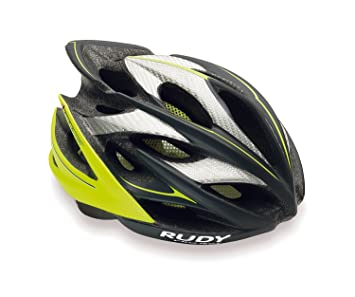 Rudy Project - Windmax, Color Verde,Negro, Talla 54/58cm