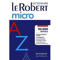 Dictionnaire Le Robert Micro Relié