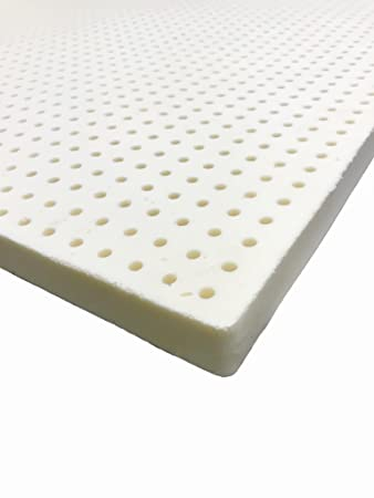 firm mattress topper king Amazon.com: OrganicTextiles Natural Latex Mattress Topper  firm mattress topper king