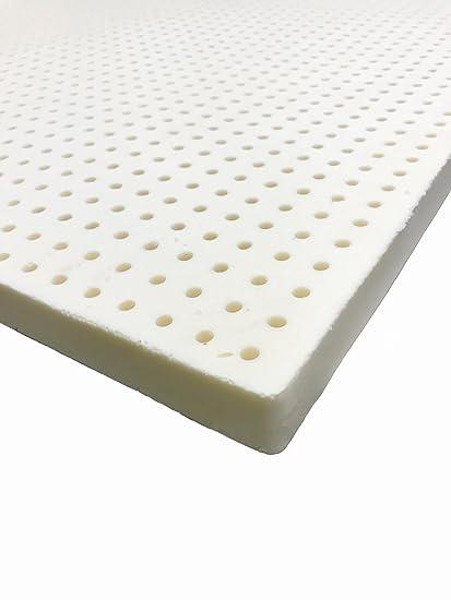 firm latex mattress topper Amazon.com: OrganicTextiles Natural Latex Mattress Topper, Non  firm latex mattress topper