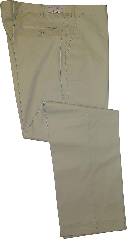 Brioni Mens Beige Portorico Cotton Casual Pants 34