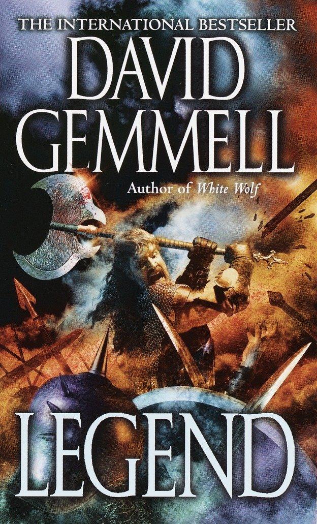 Amazon.com: Legend (Drenai Tales, Book 1) (9780345379061): Gemmell, David:  Books