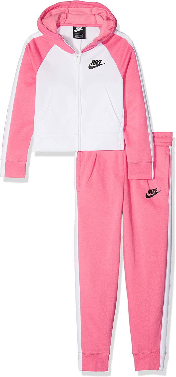 Nike G NSW TRK Suit Tricot Surv/êtement Fille