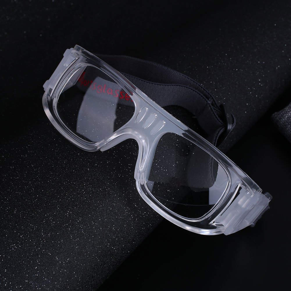 Basketball Glasses Safety Sports Goggles Sports Eyewear Goggles with adjustable strap,Sport Protection of glasses