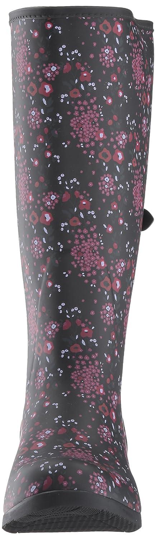 Chooka Boot Women's Wide Calf Memory Foam Rain Boot Chooka B01MQV1EJT 6 B(M) US|Multi 8ff3b4