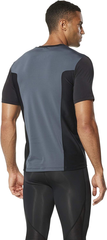 Speedo Mens Uv Short Sleeve Tee Fitness Interval