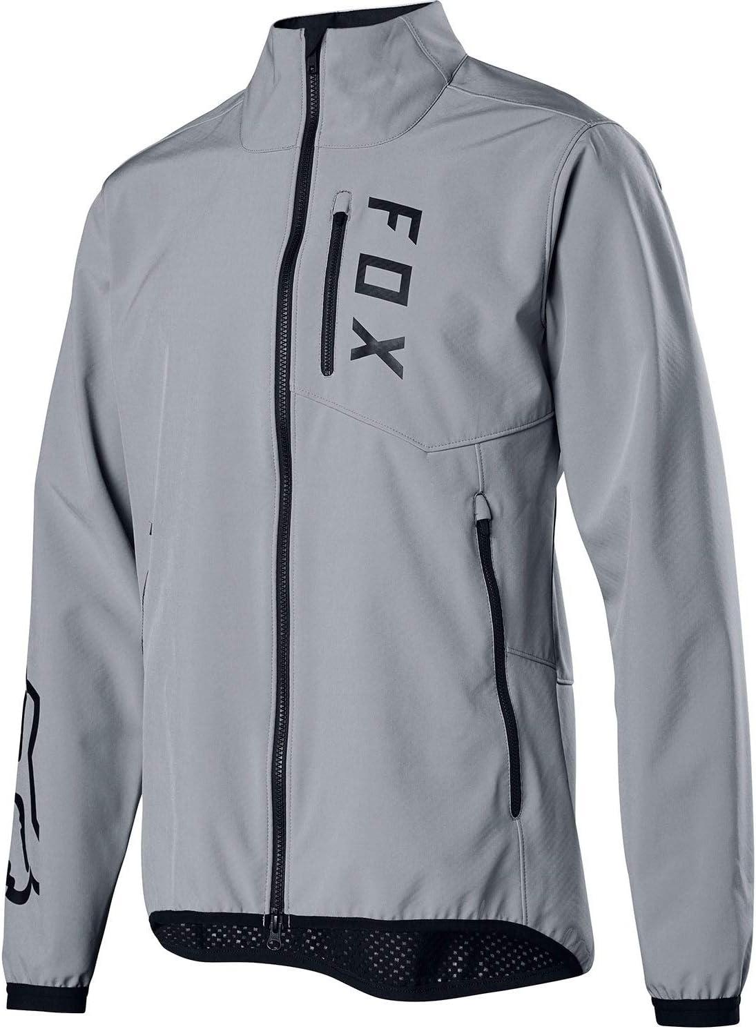 Ranger Fire Jacket Steel Grey L