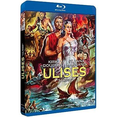 Ulises BDr 1954 Ulisse [Blu-ray]