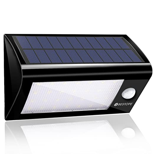 Solarleuchten Garten Bestope Solar Wandleuchte Solarlampe Mit Bewegungsmelder Aussenleuchten Drahtlose Ip65 Sicherheitslicht Lampen 28 Stücke Led Für