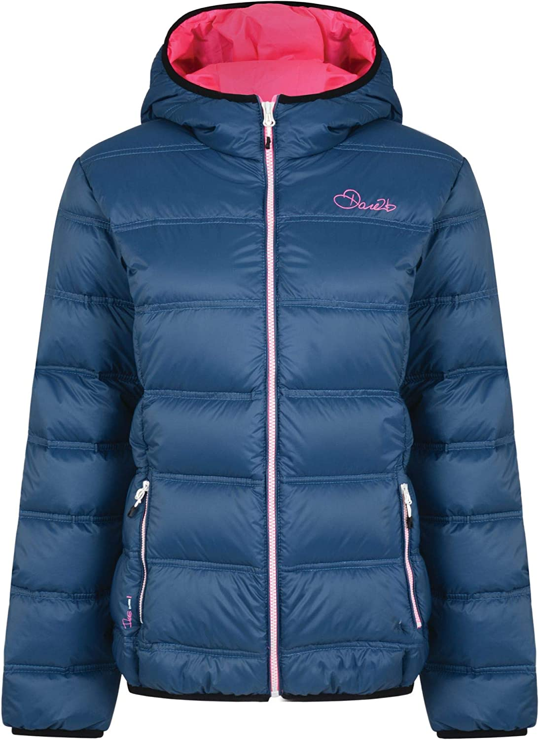 Dare 2b Womens Lowdown Water Repellent Insulated Down Jacket