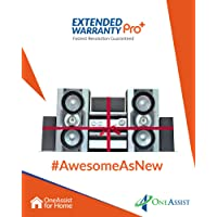 OneAssist 1 Year Extended Warranty Pro+ Plan for Home Theatres between Rs. 20001 to Rs. 30000