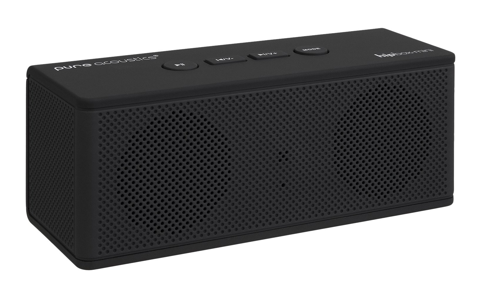 Pure Acoustics PU-HIP853 Portable 3-Channel Home Theater Speaker System, Black