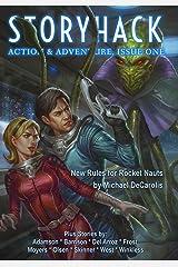 StoryHack Action & Adventure, Issue 1 Paperback